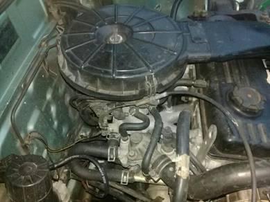Carburator iswara,saga