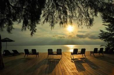 AMI Travel | Package Pulau Besar Johor 2D1N