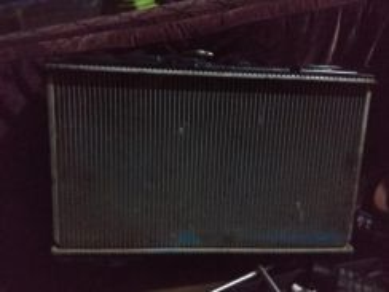 Radiator / tangki air double layer