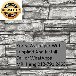 Classic wall paper with Expert Installation 0olk