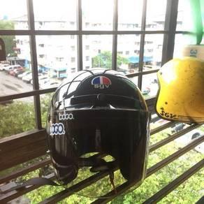 Helmet sgv black