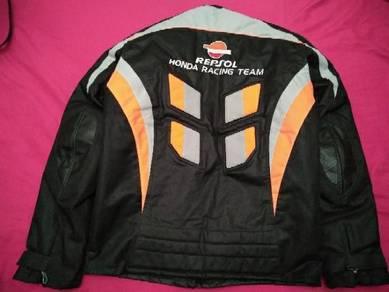 Repsol jacket