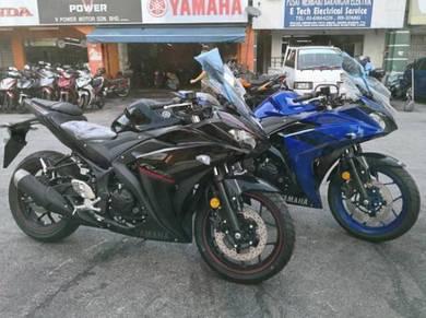 Yamaha R25 (0% GST) WELCOME SURVEY