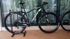 Merida Big 9 Team Issue MTB Mountain Bike Bicycle