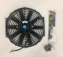 High speed fan radiator 12inch 12v80w offer