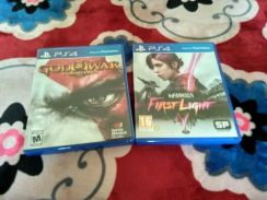 Ps4 games (2 keping)