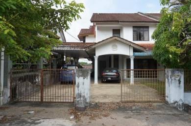 2 Story Semi D Jalan Canggong Taman Ria Jaya Sungai Petani