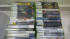 Xbox 360 Game Library