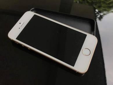 Iphone SE 64GB Gold, fullset (Apple)