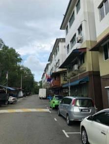 Rumah pangsa taman Tmn Flora Heights Seri Alam,