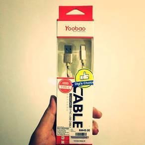 Yoobao Type-C Ori Cable Digi