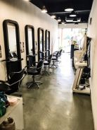 Salon business to let go