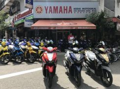 Yamaha Ego Avantiz Senang Raya Promo GST 0%