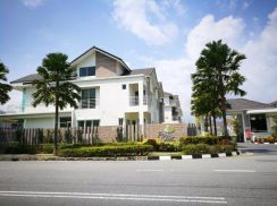 Park View Residence * 2 sty Link Semi-D * ,Juru Auto City