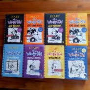 Diary Of A Wimpy kids Books 📚