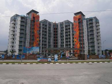 3 Room Unit at Sky Garden Condominium, Klebang