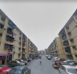 Flat For Sale In Taman Teluk Kumbar, Bayan Lepas, Penang