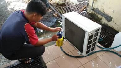 Menyelenggara dan Servis penyaman udara