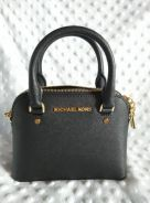NEW Michael Kors Cindy Saffiano Leather 2way Bag