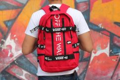 Unisex vans backpack