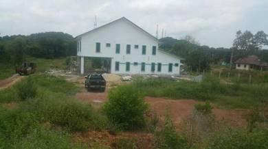 Tanah lot banglo kg Solok bukit baru duyong