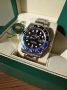 ROLEX GMT Master II 116710 BLNR Batman - NEAR NEW