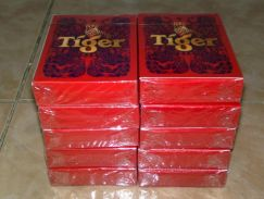 3501 terup tiger playing cards