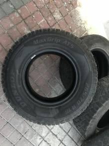 DUNLOP 4x4 tyres 265 70 16
