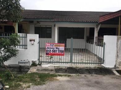 Single Storey House at Ipoh Taman Wang Menglembu