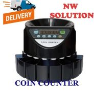 25.Money coin counter / coin sorter machine-30yr