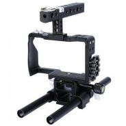 NEW Cage For Sony A6300 A6500 Video Rig Support