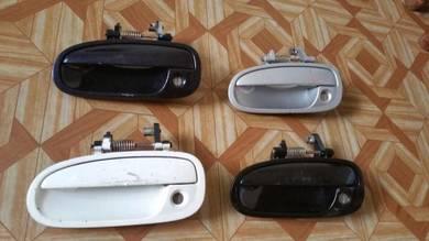 Honda civic EK VIRS SO4 doorhandle FRONT LEFT only