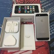 Iphone 5s Space Grey 32GB