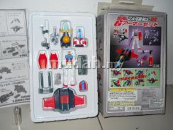 Gundam RX78 with G Parts