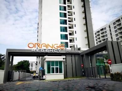 Orange Regency Condo | Pool View & High Floor | Raja Uda
