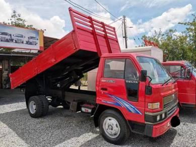Daihatsu delta v116-ha 3 ton Tipper
