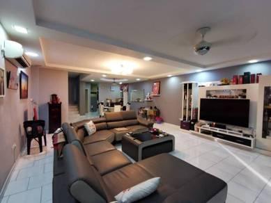 Bukit Indah, Jalan Indah 29, Double Storey, Full Renovated, Extended