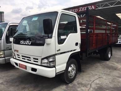 ISUZU NPR 17Ft BDM7500KG Wooden Cargo Rebuild 2020