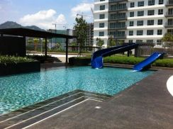 Golden Triangle 1206SF High Floor BEST BUY Relau Sungai Ara