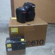 Nikon D610 with wifi adapter