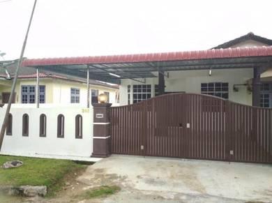 Renovated taman emas semi d bedong kedah(malay lot)