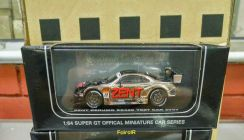 Kyosho beads Super GT Zent Test car