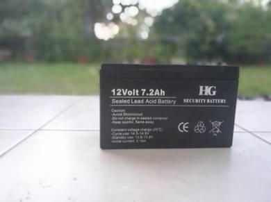 HG Sealed Lead Acid Battery