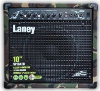 Laney LX35R Camo Guitar Amp with Reverb - 30W