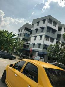 Block D1-20, Flat Taman Jati Kulim