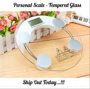 HS Digital Tempered Glass Personal Scale (10)
