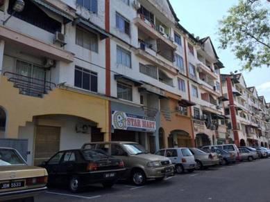 Melaka Kota Laksamana Utama High Floor Apartment For Sale