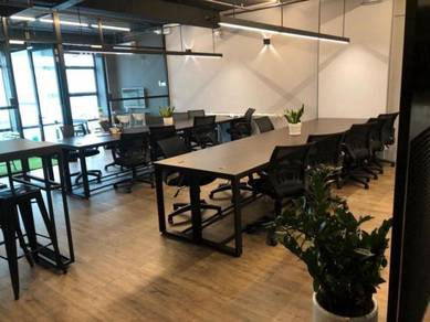 Co-Working Space. Rental Income Without Property