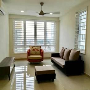 FREEHOLD 3R2B Kenanga Residence Kampung Lapan Melaka Condominium For S