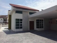 Freehold #new semi d#for sale#ipoh#botani area